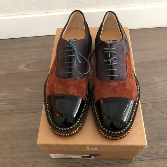 3287cf31b2d Christian Louboutin Shoes - Brand new Christian louboutin loafers